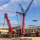 500 tonner, liebherr kran