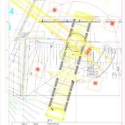 CAD Zugstudien Kran-Einsatz Schares