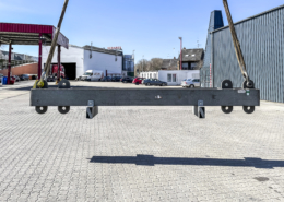Traverse kran, Nutzlast 30 Tonnen